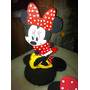 Centros De Mesa Minnie Mouse Cotillon Cumpleaños