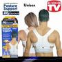 Espaldar Power Magnetic Posture Sport  � As  Seen On T. V !