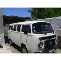 Kombi, Ideal Trabajo Y Paseo