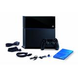 Playstation 4 Ps4 - Nuevas (no Son Refabricadas) 10%off Oca