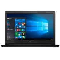 Notebook Dell Intel 15.6'  500gb Win10 Bt 12 Pagos S/r Loi