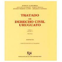 Gamarra 2 - V. 2 Hipoteca Tratado De Derecho Civil Uruguayo