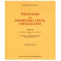 Gamarra 13 - Simulación- Tratado De Derecho Civil Uruguayo