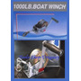 Malacate Manual Para Trailers, Botes, Etc.