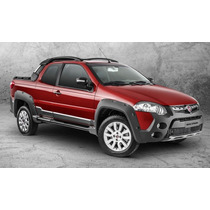 Fiat Strada Adventure Y Working Entrego Ya!!!