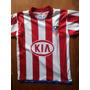 Camiseta Atletica Madrid Forlan No.7 Talle 14