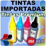 Tintas 1 Litro Para Impresoras Canon Epson Brother Hp Y Mas