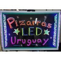 Pizarras Led Atriles Tripodes C/marcadores Alquiler Garantía