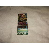 Lote De 19 Tarjetas Telefonicas De Brasil...tema ..flores..