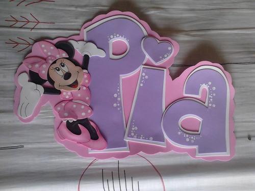 Carteles y cuadros infantiles para decoracion en goma eva for Decoracion infantil goma eva
