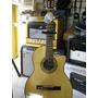 Guitarra Electro Acústica Jaime Cortez Granada (c.nylon)