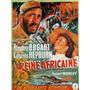 La Reina Africana - Bogart Cine Clásico - Lámina 45 X 30 Cm.
