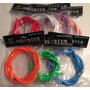 Caño Manguera Combustible Tuning Motos Monster / Colores 1m