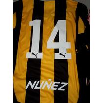 Personaliza Tu Camiseta Peñarol Libertadores 2011 - 2012