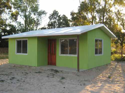 Casas prefabricadas en isopanel us 23000 sntln precio d for Fotos de casas prefabricadas