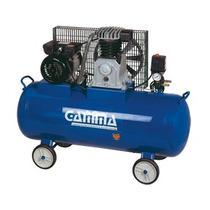 Compresor A Correa Gamma 150l 3hp G2804 Industrial - Pro
