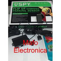Sensor De Estacionamiento Spy Con Pantalla Motorizada Y Soni