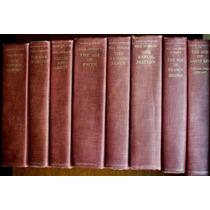 8 Tomos Will Durant Historia Civilización Ingles Tapadura