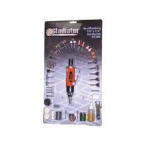 Kit Herramientas Neumáticas Gladiator Rn500k Para Compresor