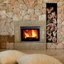 Calefactor A Leña Amesti Inserto La Estufa Que Consume Menos