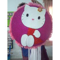 Piñatas Tambor Cotillon Kitty $380