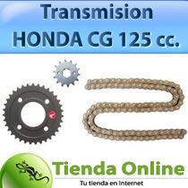 Transmision Honda Cg 125 Cc. Arma Tu Combo !!!