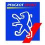 Peugeot Sport Patch Badge (termoadhesivo) Competicion Etc