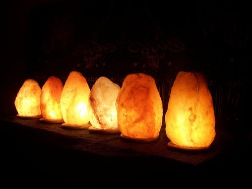 Lamparas de cristal sal del himalaya acepto tarjetas 2450 - Lamparas de sal precios ...