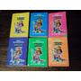 6 Mini Libros Coleccion Real Diccionario Anteojitos Miniatur