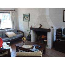 Alquiler Casa Punta Del Este 3dor2 Bñ Playa Brava P6 Equip7p