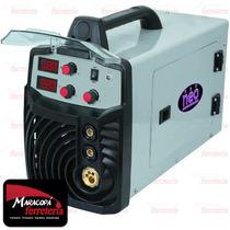 Soldadora Inverter Mig Mag Gas Electrodo 2en1 Neo Ime10180