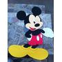 Mickey 75cms Gigante Cotillon Cumpleaños Pitufos Decoracion