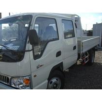 Camion Jac Hfc1040 Kr Doble Cabina Abs - Entrega Inmediata