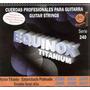 Cuerdas Para Guitarra Clasica Equinox Titanium