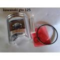 Piston Completo Kawasaki Gto 125....kh 100..varias Medidas