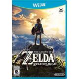 The Legend Of Zelda Breath Of The Wild (digital) / Wii U
