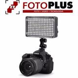 Iluminador Para Video Amaran 160 Led + Bateria + Cargador
