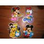 Laminas Personajes Walt Disney Decorativas En Pvc