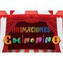 Animaciones De Cumpleaños Infantiles Con Materiales De Circo