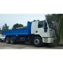 Ford Cargo 2428. Año 2010. Volcadora, Doble Eje. Impecable