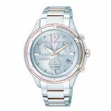 Reloj Citizen Eco-drive Mujer Fb1374-50a Original