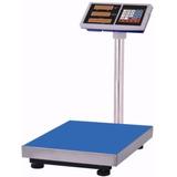 Balanza 500 Kg Bascula Digital Electronica Con Plataforma