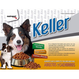 Alimento Keller De Natural Dog Adulto 22k + Pate + Envio