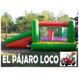 Alquiler Castillo Inflable, C. Elástica, Pop, Algodón,globos