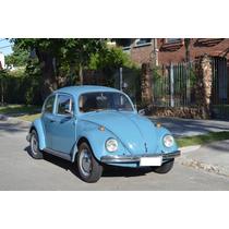 Volkswagen Fusca Aleman