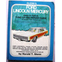 Guia Antigua Para Reparacion Ford- Lincoln-mercury 1955-70