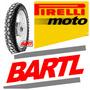 Cubierta Moto 130/80-18 Pirelli Mt 70 Enduro