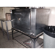 Horno A Gas Industrial