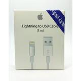 Cable Original Para Iphone 1m (envios A Partir 4 Uni. O Mas)
