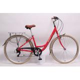 Bicicleta Juan Rambla Dama Roja Copacabana Tienda Oficial